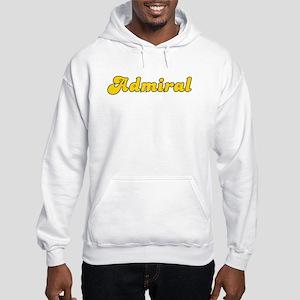 Retro Admiral (Gold) Hooded Sweatshirt