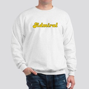 Retro Admiral (Gold) Sweatshirt