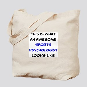 awesome sports psychologist Tote Bag