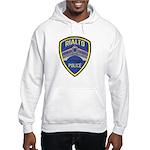 Rialto Police Hooded Sweatshirt