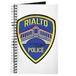 Rialto Police Journal