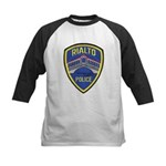 Rialto Police Kids Baseball Jersey