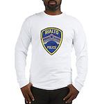 Rialto Police Long Sleeve T-Shirt