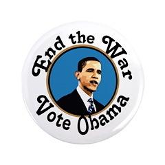 End the War Vote Obama 3.5