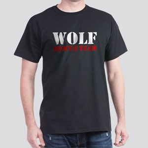 Wolf Rescue Team Dark T-Shirt