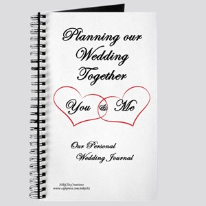 You and Me Wedding Journal