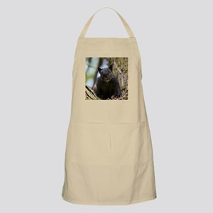 Black squirrel Light Apron