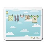 Hanging There | Mousepad