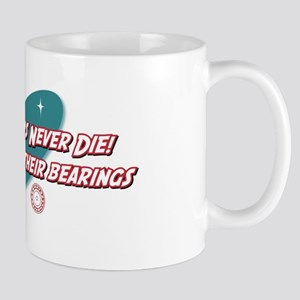 Old Engineers Never Die Mug
