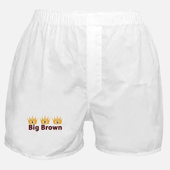 Triple Crown Boxer Shorts