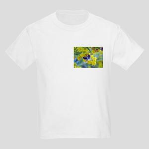 Bee & Yellow Dandelions Kids T-Shirt