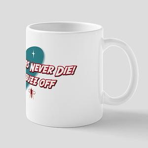 Old Beekeepers Never Die Mug