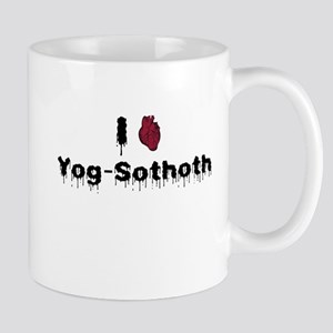 I heart Yog-Sothoth 2 Mug