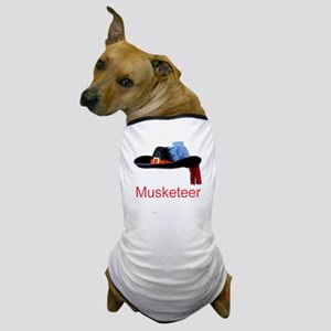 Musketeer Dog T-Shirt