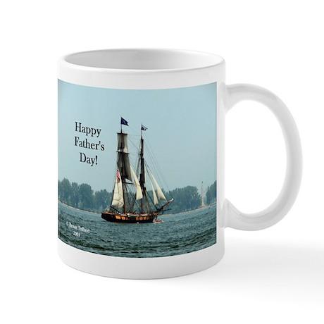 Brigg Niagara, Erie PA Father's Day Gift Mug