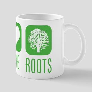 Peace Love Roots Mug