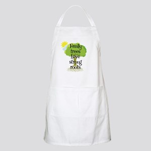 Trees Have Strong Roots BBQ Apron