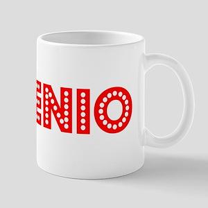 Retro Arsenio (Red) Mug