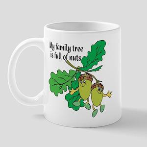 Full of Nuts Mug