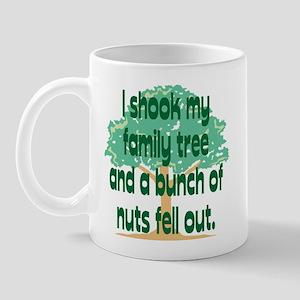 Shook Family Tree Mug