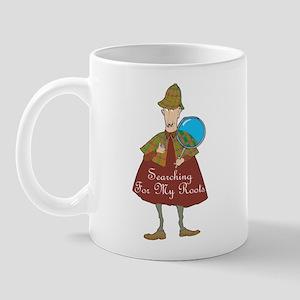 Genealogy Detective Mug