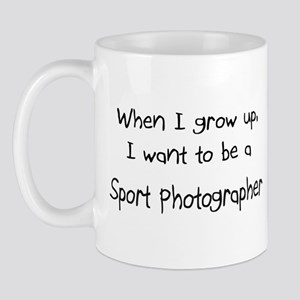 When I grow up I want to be a Sport Photographer M