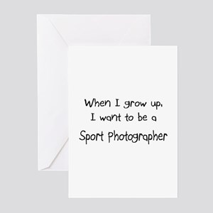 When I grow up I want to be a Sport Photographer G