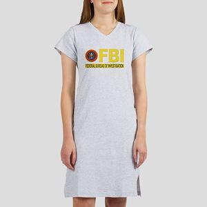FBI Federal Bureau of Investigation for Dark T-Shi