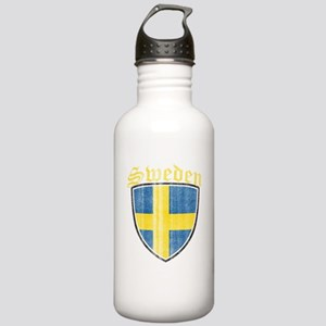 Norway Flag Designs Stainless Water Bottle 1.0L