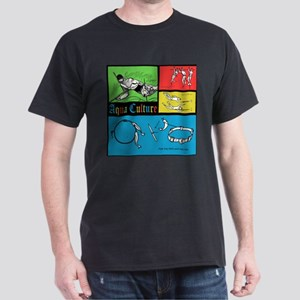 AQUA CULTURE retro graphic T-Shirt