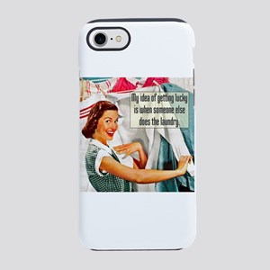 Lucky Laundry iPhone 8/7 Tough Case