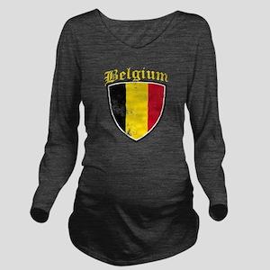 Belgium Flag Designs T-Shirt
