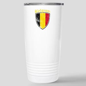 Belgium Flag Designs Mugs