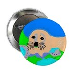 """Seal 2.25"""" Button (10 pack)"""