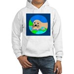 Seal Hooded Sweatshirt