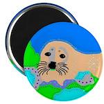 "Seal 2.25"" Magnet (10 pack)"