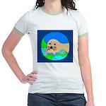Seal Jr. Ringer T-Shirt