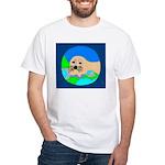 Seal White T-Shirt