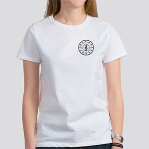 Grayscale Circle of Fifths Women's T-Shirt