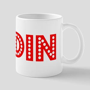 Retro Aydin (Red) Mug