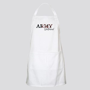 Army Girlfriend (Flag) BBQ Apron