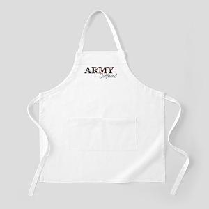 Army Girlfriend (Flag) BBQ Apron