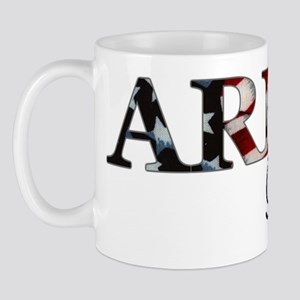 Army Girlfriend (Flag) Mug