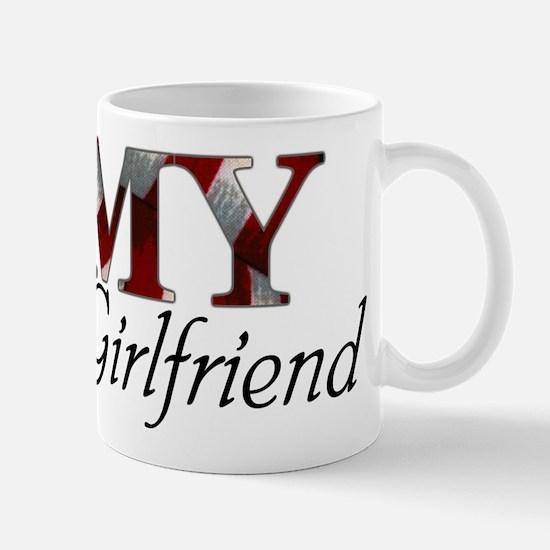 Army Girlfriend (Flag) Mug