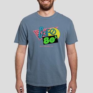 Cafe 80s Mens Comfort Colors Shirt