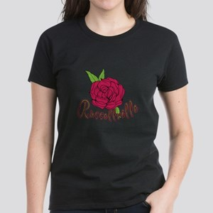 Russellville Rose Women's Dark T-Shirt