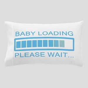 Baby Loading Please Wait Pillow Case