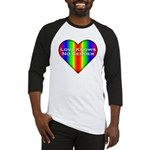 Love Knows No Gender Baseball Jersey