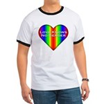 Love Knows No Gender Ringer T