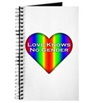 Love Knows No Gender Journal